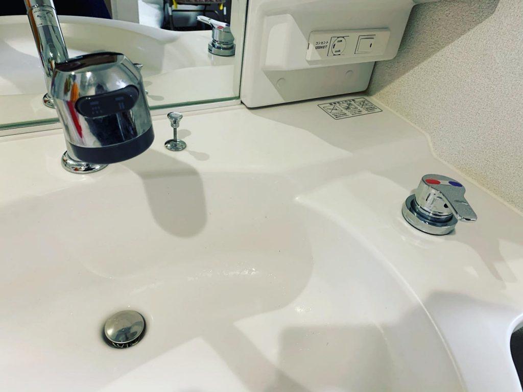 洗面水漏れ修理編🚰